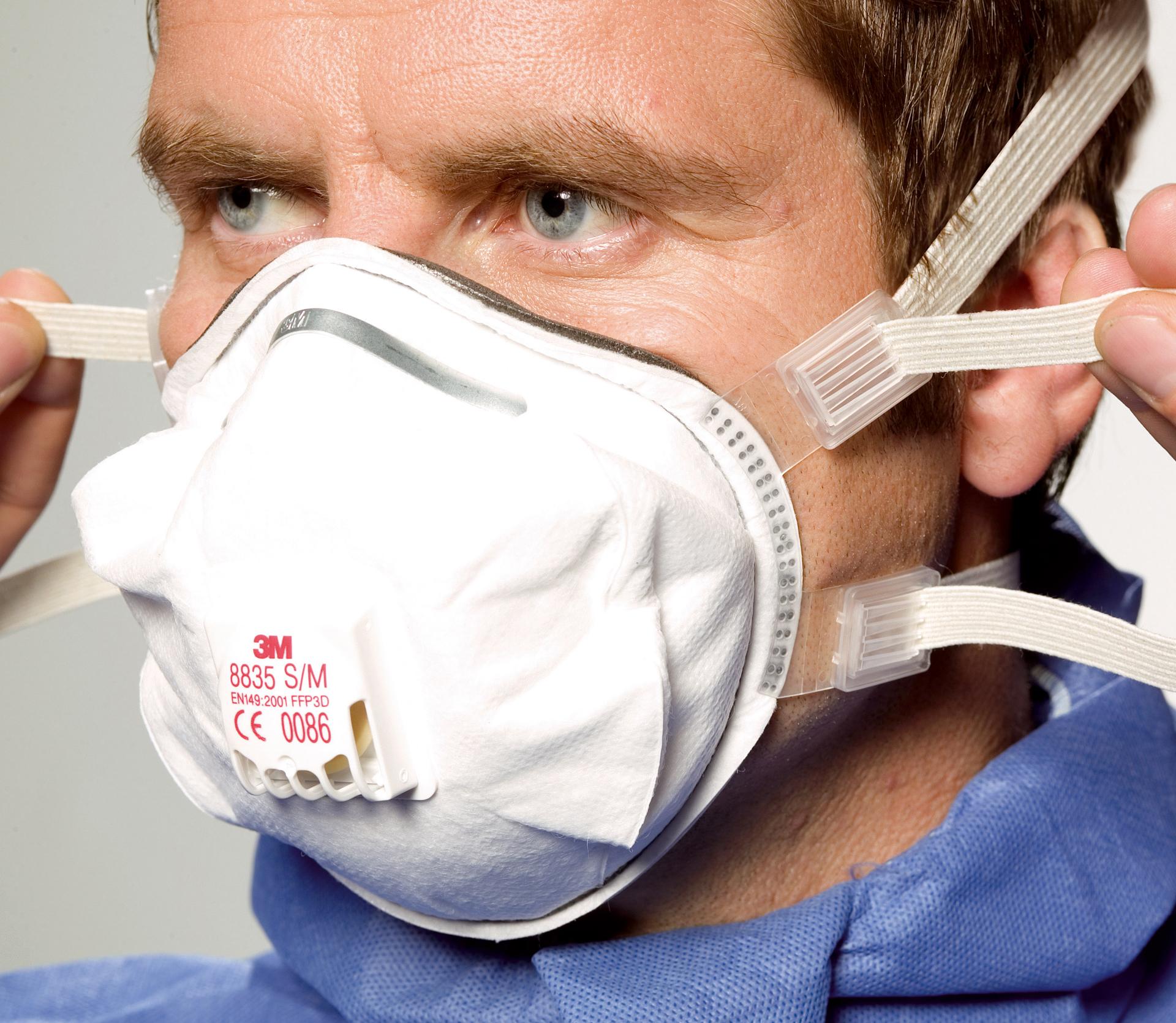 респираторы для защиты дыхания фото